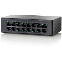 SF110D-16HP 16-Port 10/100 ''8 Port PoE'' Desktop Switch