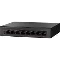 SG110D-08HP 8-Port ''4 Port PoE'' Gigabit Desktop Switch
