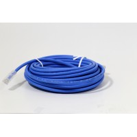 ProLink UNSHIELDED CAT6 PATCH CORD W/ T568B WIRING, 10M, LSZH    Blue