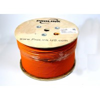 ProLink CAT.7 S/STP CABLE, 4 PAIR 23 AWG , LSZH , Orange