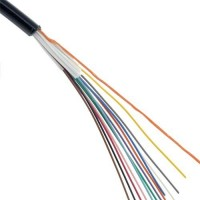 ProLink Single ARMOR CENTRAL LOOSE TUBE CABLE 12-CORE Single MODE 9/125 PER METER  OD:1MM