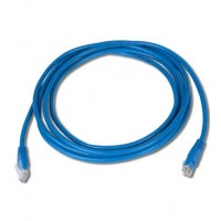 ProLink UNSHIELDED CAT6A S/FTP PATCH CORD W/ T568B WIRING, 3M, LSZH Blue